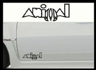 ANIMAL CAR BODY DECALS